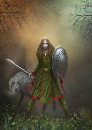 The Celtic Warrior Princess by O.R. Melling