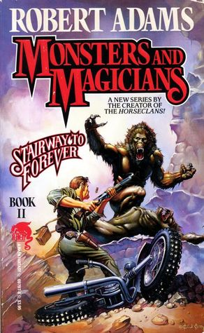 Monsters and Magicians (Stairway to Forever, #2)