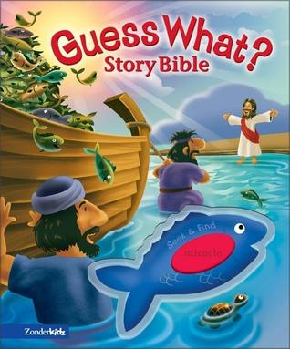 The Guess What? Story Bible
