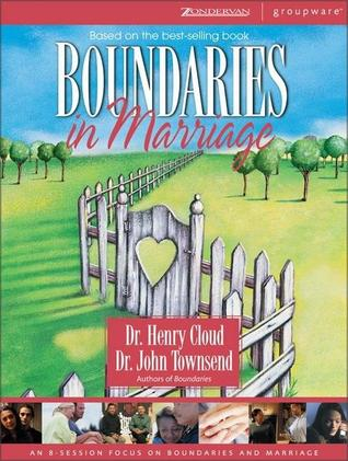 Boundaries in Marriage Kit by Henry Cloud