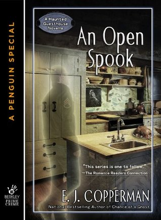 An Open Spook (A Haunted Guesthouse Mystery #4.5)