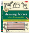 Drawing Horses Kit: A complete kit for beginners