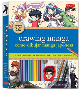 Drawing Manga: A complete drawing kit for beginners