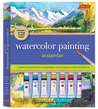 Watercolor Painting Kit: A complete painting kit for beginners