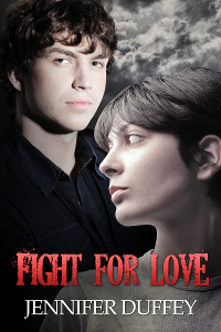 Download online for free Fight For Love (Fight for Love #1) PDF by Jennah Scott, Jennifer Duffey