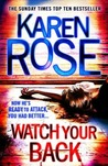 Watch Your Back (Romantic Suspense, #15) (Baltimore Series, #4)