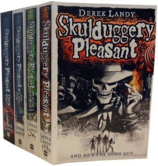 skulduggery pleasant playing with fire book review