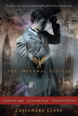 Download The Infernal Devices: Clockwork Angel, Clockwork Prince, Clockwork Princess (The Infernal Devices #1-3) PDF