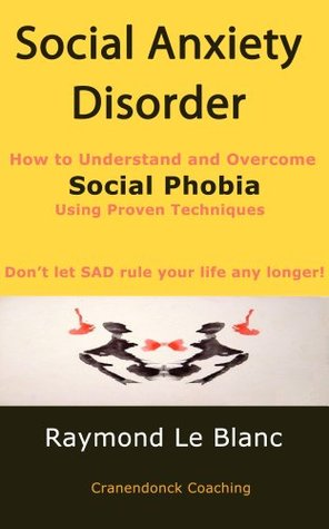 social anxiety phobia essay The logistics of social phobias and social anxieties essay social phobias can be defined as a severe or illogical fear of a certain thing or setting social phobias are anxiety conditions and can happen during normal, routine situations social phobias are some of the most common types of phobia in today's society.