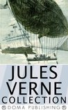 Jules Verne Collection, 33 Works: A Journey to the Center of the Earth, Twenty Thousand Leagues Under the Sea, Around the World in Eighty Days, The Mysterious Island, PLUS MORE!