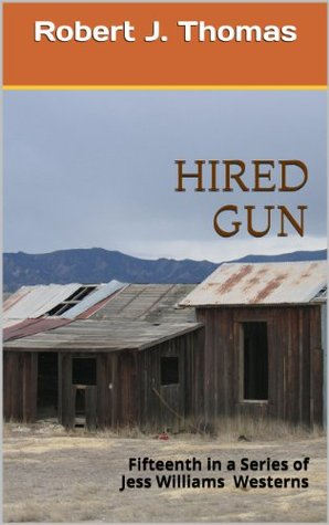 HIRED GUN (Jess Williams, #15)