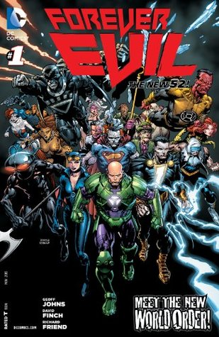 Free download Forever Evil (2013- ) #1 CHM