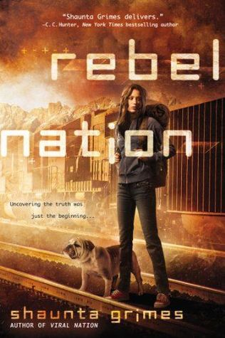 Rebel Nation by Shaunta Grimes