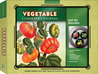 Vegetable Gardener's Journal & Magnet Gift Set: Record Garden Info, Keep Track of Plants, and Find Inspiration