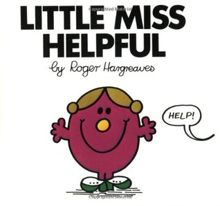 Little Miss Helpful by Roger Hargreaves