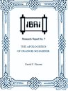 The Apologetics of Francis Schaeffer (IBRI Research Reports)
