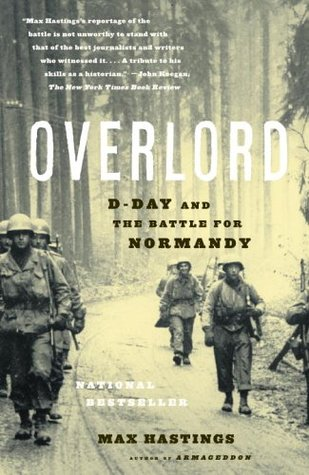 Overlord by Max Hastings