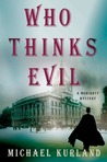 Who Thinks Evil: A Professor Moriarty Novel