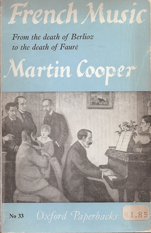 French Music by Martin Cooper