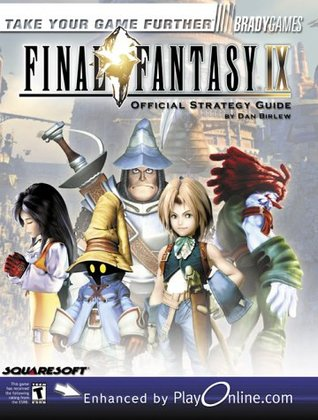 Final Fantasy IX Official Strategy Guide by Dan Birlew