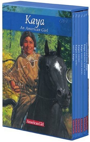Read Kaya: An American Girl : 1764 / Box Set (American Girls: Kaya #1-6) by Janet Beeler Shaw PDF