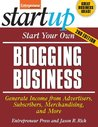 Start Your Own Blogging Business (StartUp Series)