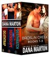 Broslin Creek Boxed Set: Books 1-3 (Broslin Creek, #1-3)