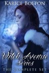 Witch Avenue Series (Witch Avenue, #1-4)