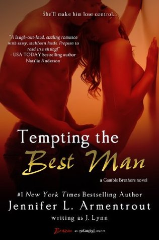 Free download Tempting the Best Man (Gamble Brothers #1) by J. Lynn PDB