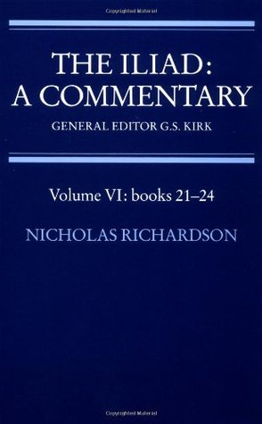 The Iliad: A Commentary: Volume 6, Books 21-24