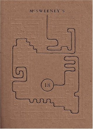 McSweeney's #18 by Dave Eggers