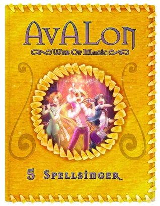 Spellsinger (Avalon: Web of Magic #5)