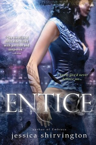 Review Entice (The Violet Eden Chapters #2) by Jessica Shirvington FB2