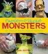 Papier-Mâché Monsters by Dan Reeder