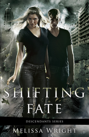 Get Shifting Fate (Descendants #2) by Melissa Wright PDF