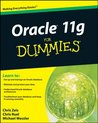 Oracle 11g For Dummies
