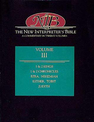 New Interpreter's Bible Volume III by Choon-Leong Seow