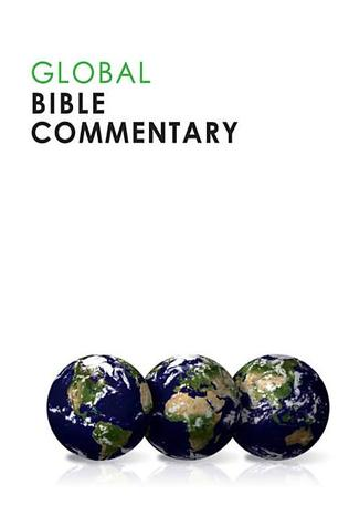 Global Bible Commentary by Daniel Patte