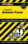 CliffsNotes on Orwell's Animal Farm (Cliffsnotes Literature Guides)
