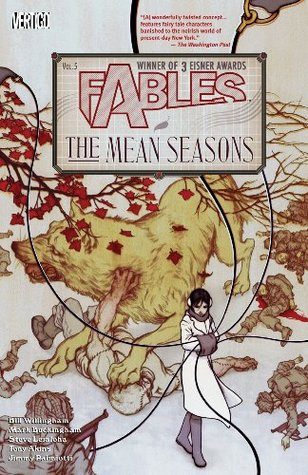 Free download Fables Vol. 5: The Mean Seasons (Fables (Fables (Collected) #5) PDF