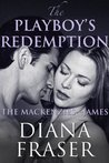 The Playboy's Redemption (The Mackenzies #3)