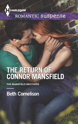 The Return of Connor Mansfield (The Mansfield Brothers, #1)