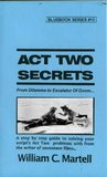 Act Two Secrets (Screenwriting Blue Books)