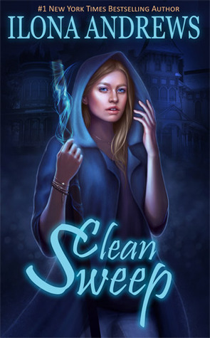 Innkeeper 1 - Clean Sweep  [Requested] - Ilona Andrews