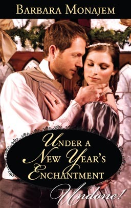 Under A New Year's Enchantment (Wicked Christmas Wishes, #2)
