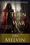 Torn by War (The Death Wizard Chronicles #4)