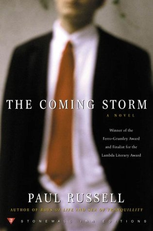 Free online download The Coming Storm: A Novel (Stonewall Inn Editions) by Paul Russell DJVU