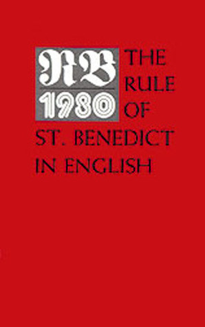 Rb 1980 by Benedict of Nursia