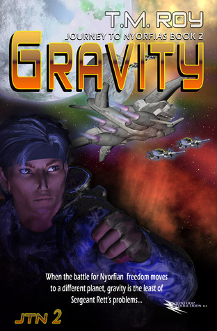 Gravity: Journey to Nyorfias (Journey to Nyorfias #2)