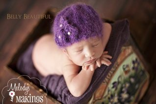 Violet Hat Knitting Pattern - 5 Sizes Included Melody Rogers